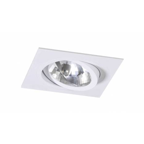BPM Catli 1L AR111 recessed light white