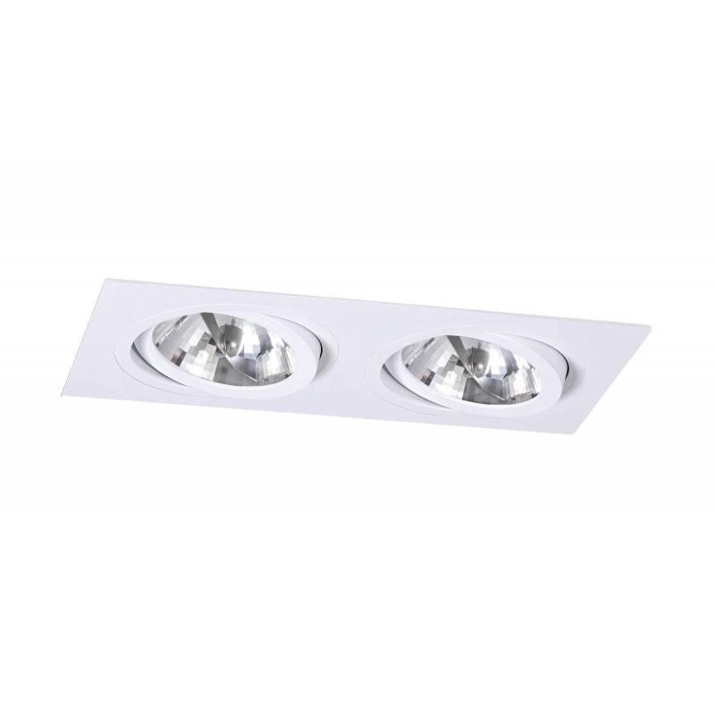 BPM Catli 2L AR111 recessed light white