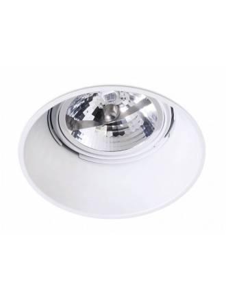 BPM Koni 1L AR111 recessed light white