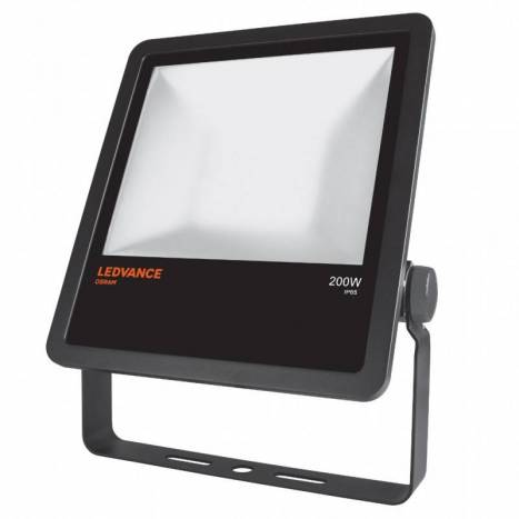 osram ledvance floodlight led 200w black. Black Bedroom Furniture Sets. Home Design Ideas