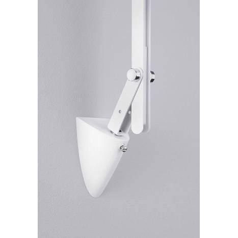 Flexo Amsterdam LED 5w 3 en 1 blanco - Trio