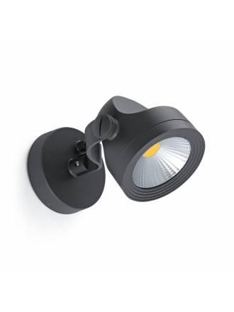Proyector Alfa LED 15w gris oscuro - Faro