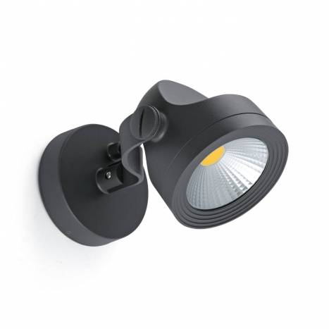 FARO Alfa projector lamp LED 15w dark grey