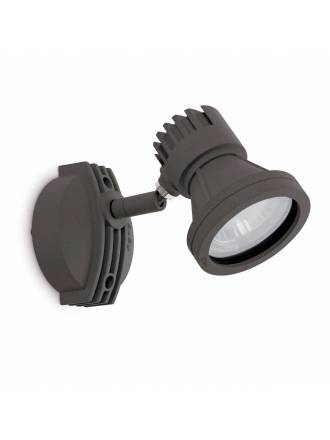 Proyector Project 1 luz gris oscuro - Faro