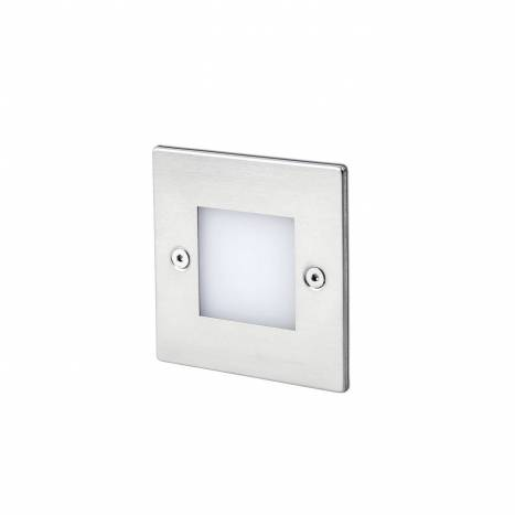 Empotrable pared Frol LED 0.8w inox - Faro
