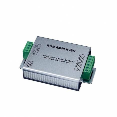 Amplificador RGB LED 24v - Maslighting