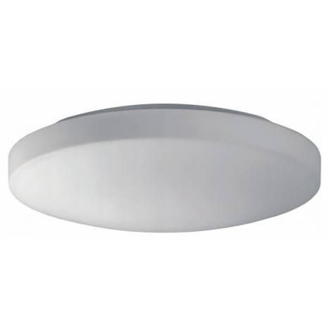 Plafon de techo 969 LED 24w en cristal opal de Daviu