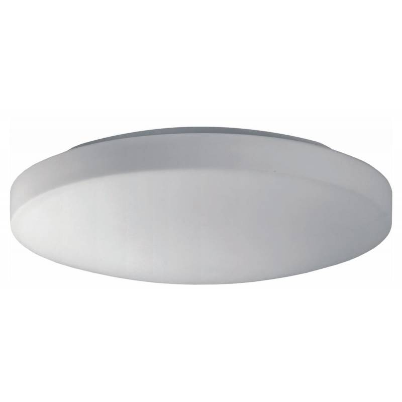 Plaf n de techo 969 led 24w ip44 cristal opal acb for Plafon led techo