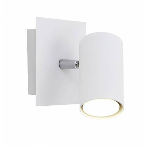 Aplique de pared Marley 1L GU10 blanco - Trio