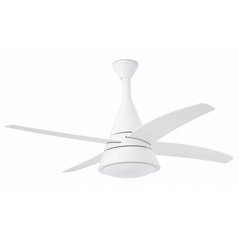 Ventilador de techo wind 2l blanco faro - Ventilador de techo cocina ...