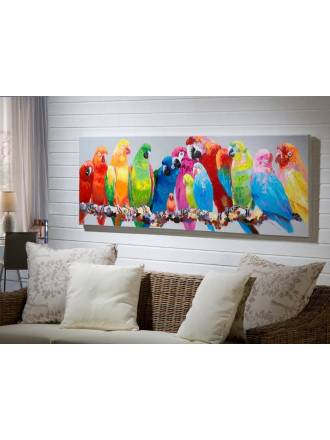 SCHULLER Painting acrylic Tropic 772518