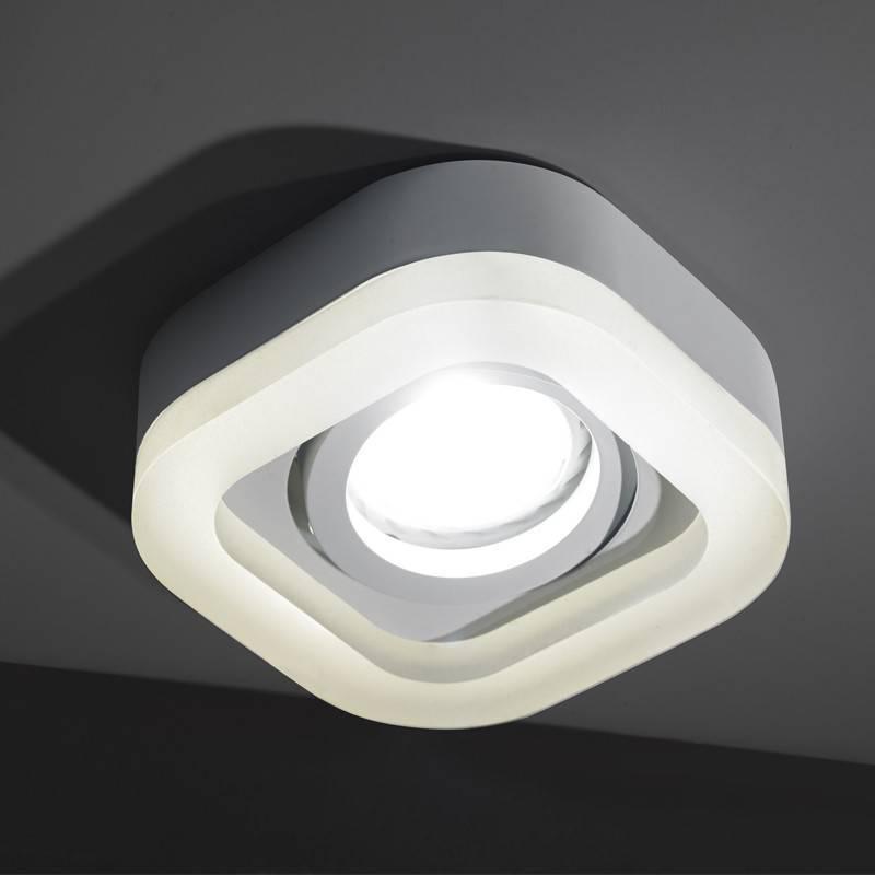 Cristalrecord Fusion Led Gu10 Recessed Light White