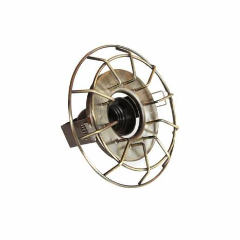 CRISTALRECORD Timon Vintage recessed light gold