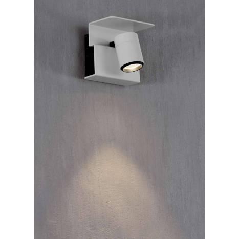 MANTRA Bocaray wall lamp 1L white