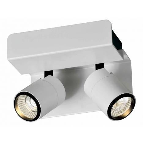 MANTRA Bocaray wall lamp 2L 5719 white
