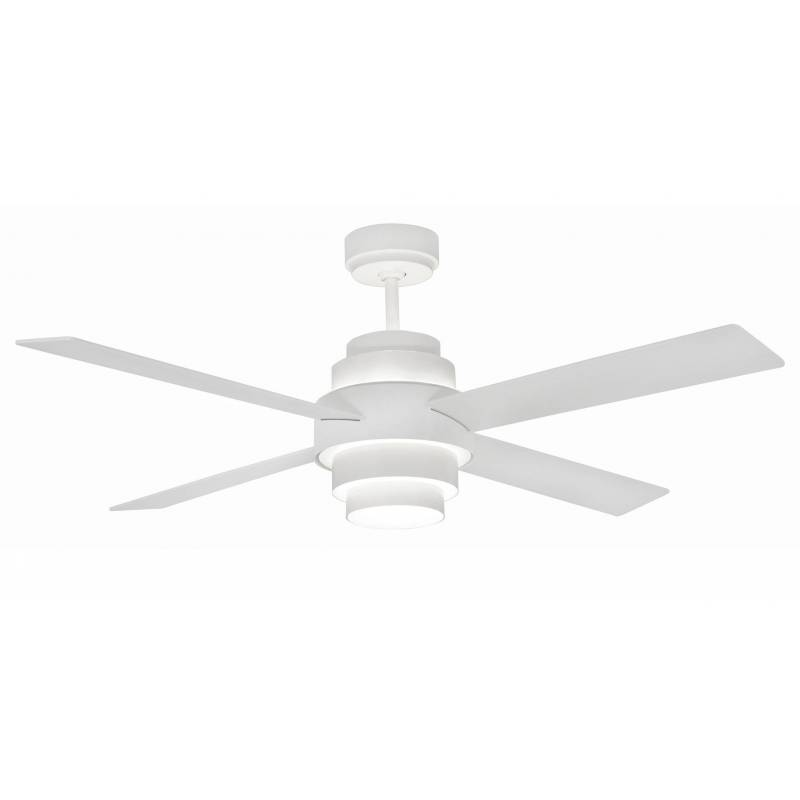 Faro disc ceiling fan led dc white aloadofball Image collections