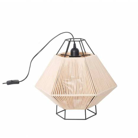 LEDS C4 Legato table lamp 41cm beige