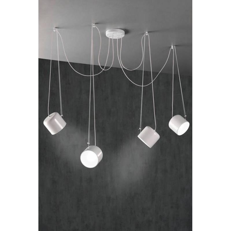 OLE by FM Paco pendant lamp 4L