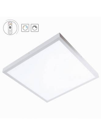 Plafón de techo Colossal 50cm LED 45w + mando - Sulion