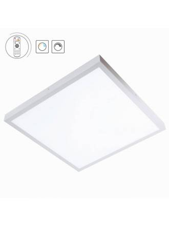 SULION Colossal 50cm ceiling light LED 45w + remote