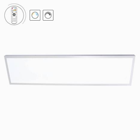 SULION Colossal 120cm ceiling light LED 45w + remote