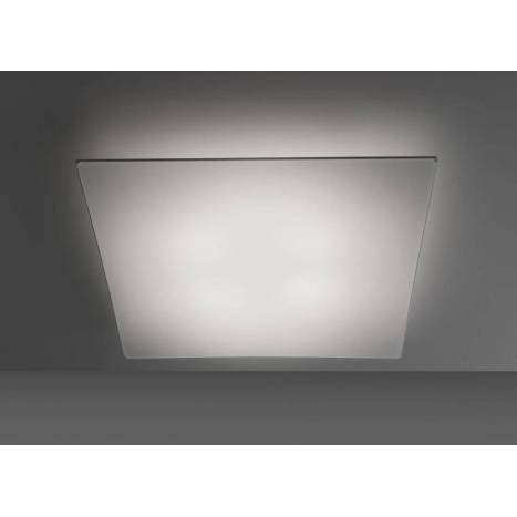 Plafón de techo Line tela blanca - Anperbar