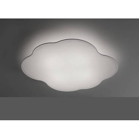 Plafón de techo Nube tela blanca - Anperbar