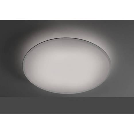 Plafón de techo Cup tela blanca - Anperbar