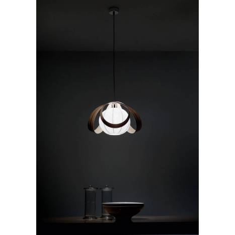 ANPERBAR Flower pendant lamp wood