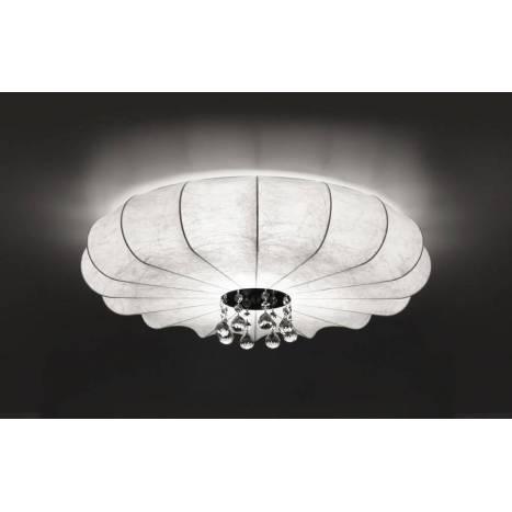 ANPERBAR Lluvia ceiling lamp white