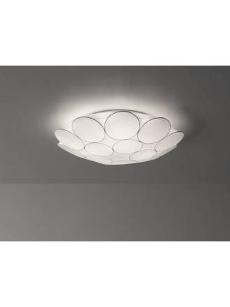 ANPERBAR Muffin ceiling lamp white