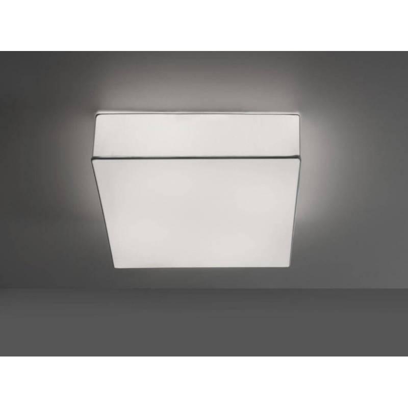Plafón de techo Ecoch tela blanca - Anperbar