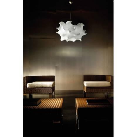 ANPERBAR Despeiná pendant lamp white