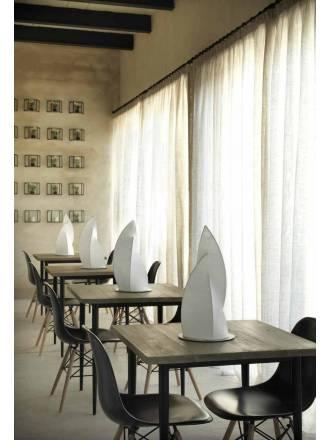 ANPERBAR Afrodita table lamp white