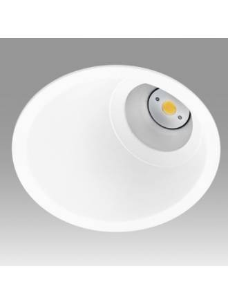 ONOK Vulcano Asimetric recessed light white