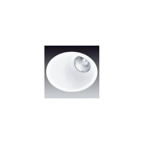 ONOK Vulcano Asimetric recessed light white