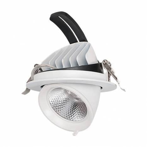 MASLIGHTING Swing LED 20w 40º recessed light