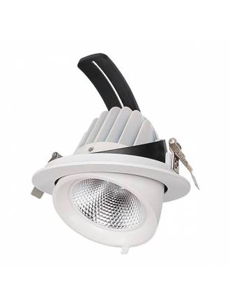 Foco empotrable Swing LED 30w 40º - Maslighting