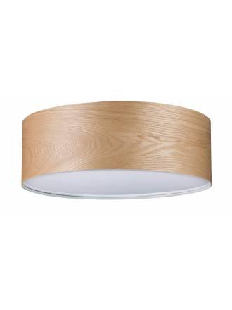 PAULMANN Liska 3L E27 ceiling lamp wood