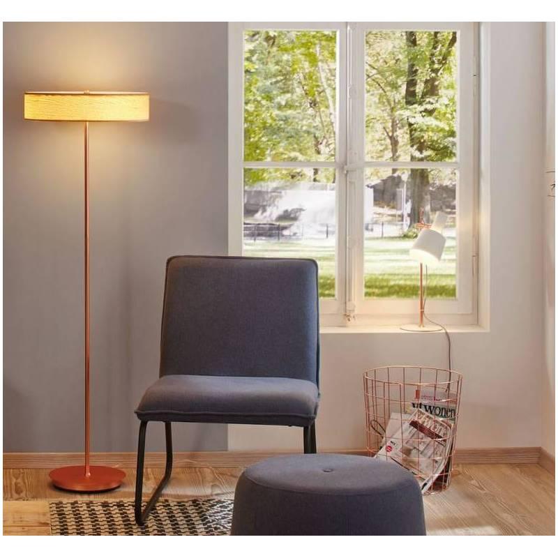 Paulmann Liska 3l E27 Floor Lamp Wood