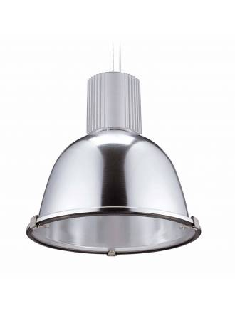 Lámpara colgante Oleo 1L E27 industrial - Faro