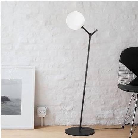 Lámpara de mesa Atom 1L G9 negro - Aromas