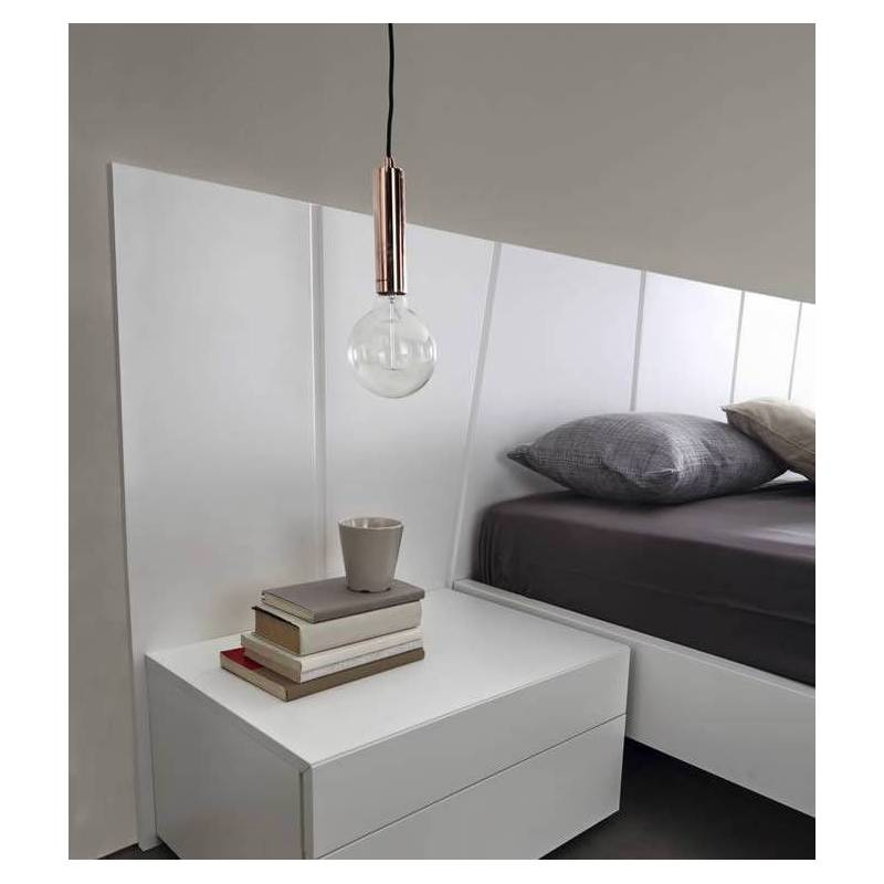 Lamps For Less: AROMAS Less 1L E27 Pendant Lamp