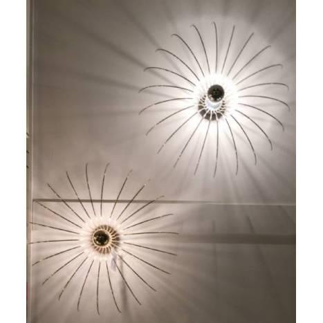 AROMAS Spider 1L E27 wall lamp