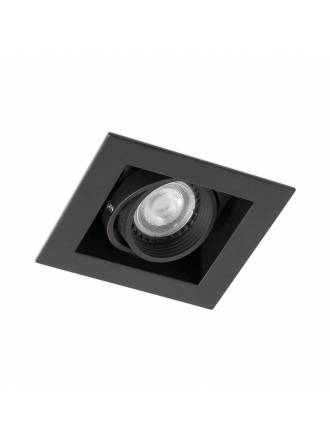 FARO Falcon 1L GU10 recessed light black