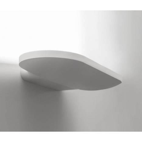 Aplique de pared Aurae LED 12w blanco - Arkoslight