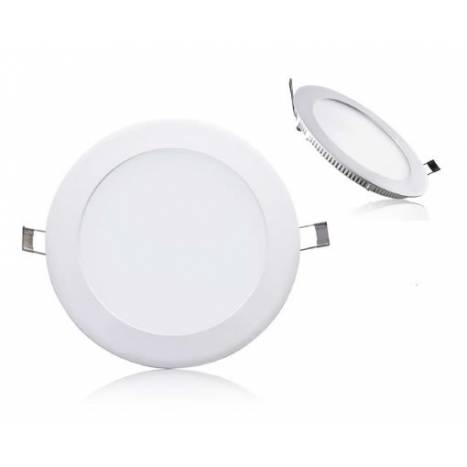 Downlight LED 20w circular blanco extraplano de Maslighting