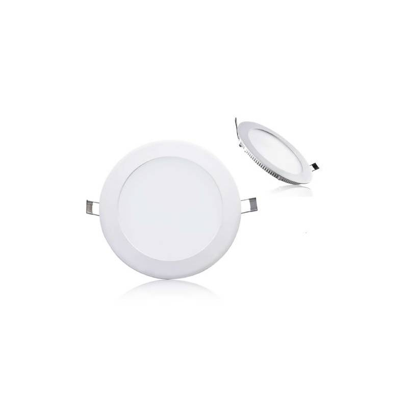 MASLIGHTING Downlight LED 20w round white
