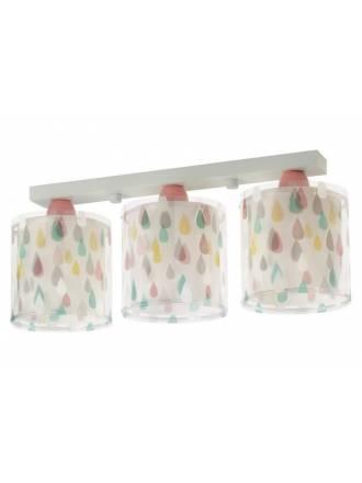 Lámpara de techo infantil Color Rain - Dalber