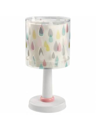 DALBER Color Rain table lamp E14